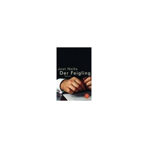 Jost Nolte - Der Feigling. - Preis vom 21.10.2020 04:49:09 h