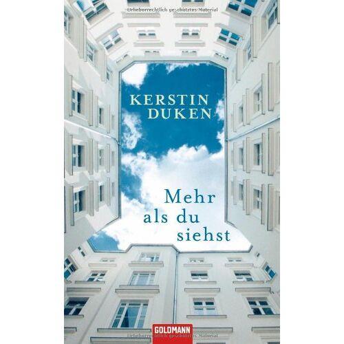 Kerstin Duken - Mehr als du siehst - Preis vom 11.05.2021 04:49:30 h