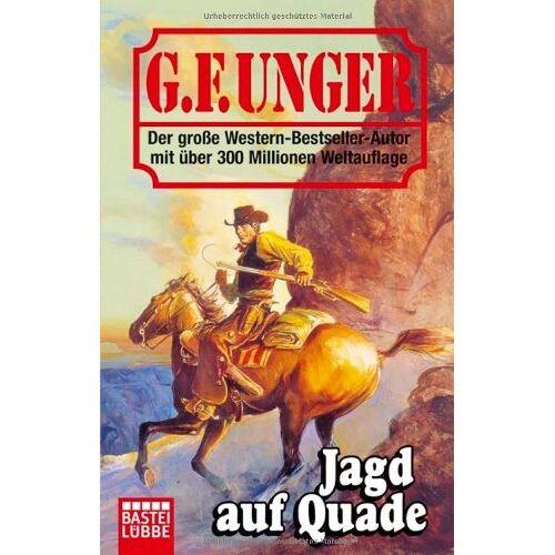 Unger, G. F. - Jagd auf Quade - Preis vom 03.05.2021 04:57:00 h