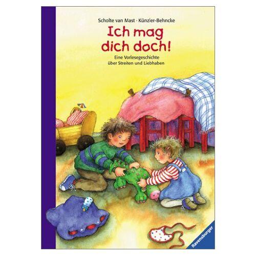 Rosemarie Künzler-Behncke - Ich mag dich doch! - Preis vom 03.12.2020 05:57:36 h