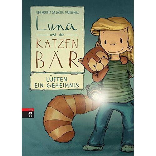 Udo Weigelt - Luna und der Katzenbär lüften ein Geheimnis (Die Katzenbär-Reihe, Band 5) - Preis vom 13.04.2021 04:49:48 h