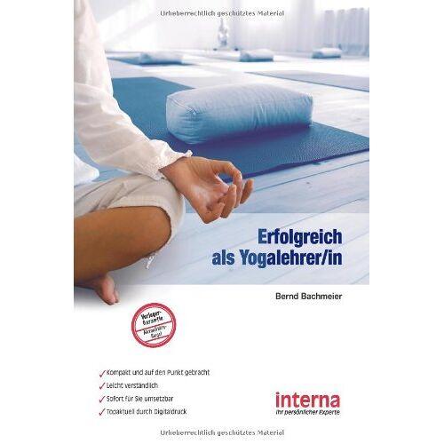 Bachmeier, Herr Bernd - Erfolgreich als Yogalehrer/in - Preis vom 27.02.2021 06:04:24 h