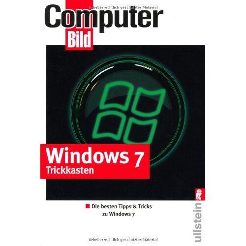 ComputerBild - Windows 7 Trickkasten: Die besten Windows 7-Tricks aus COMPUTER BILD - Preis vom 05.09.2020 04:49:05 h