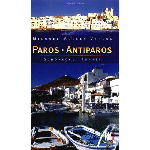 Dirk Schönrock - Paros, Antiparos - Preis vom 19.10.2020 04:51:53 h