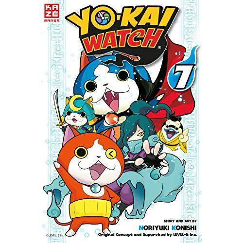 Noriyuki Konishi - Yo-kai Watch 07 - Preis vom 12.04.2021 04:50:28 h