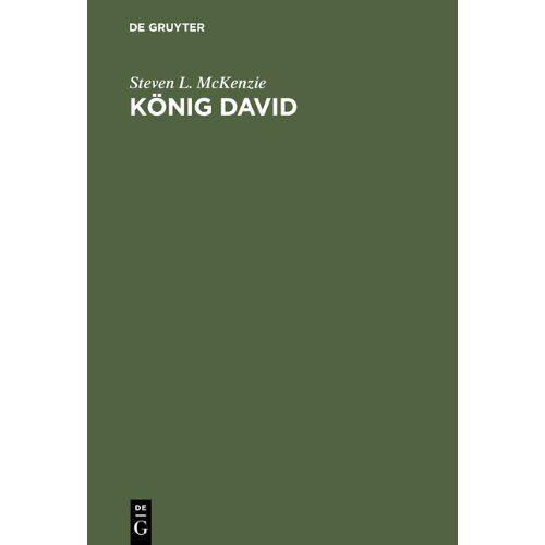 McKenzie, Steven L. - König David - Preis vom 05.05.2021 04:54:13 h