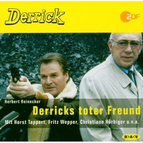 Herbert Reinecker - Derricks toter Freund. CD. - Preis vom 14.04.2021 04:53:30 h