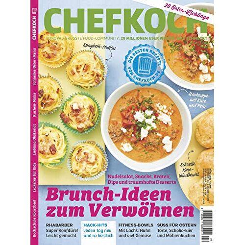 Chefkoch - Chefkoch 4/2020 Brunch-Ideen zum Verwöhnen - Preis vom 04.10.2020 04:46:22 h