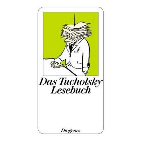 Kurt Tucholsky - Das Tucholsky Lesebuch - Preis vom 27.02.2021 06:04:24 h