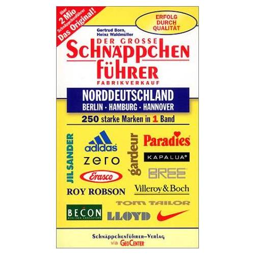 Gertrud Born - Schnäppchenführer Norddeutschland - Preis vom 06.09.2020 04:54:28 h