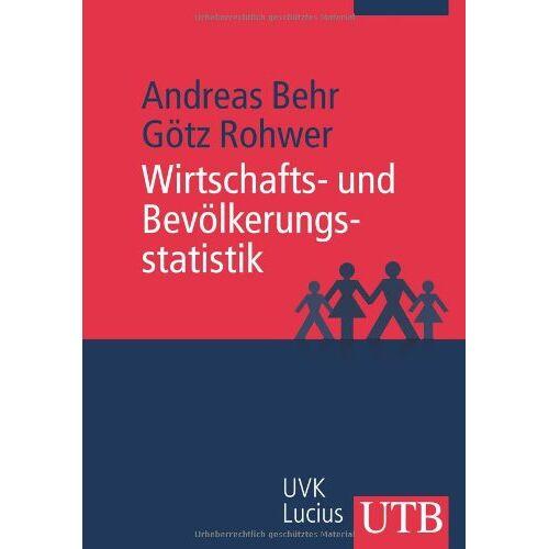 Behr Wirtschafts- und Bevölkerungsstatistik - Preis vom 06.05.2021 04:54:26 h