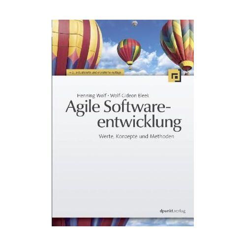 Henning Wolf - Agile Softwareentwicklung - Preis vom 16.04.2021 04:54:32 h