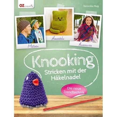 Veronika Hug - Knooking: Stricken mit der Häkelnadel - Preis vom 20.10.2020 04:55:35 h
