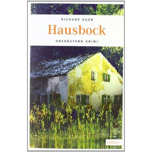 Richard Auer - Hausbock - Preis vom 02.12.2020 06:00:01 h