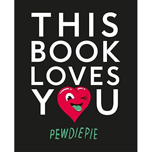 PewDiePie - This Book Loves You - Preis vom 14.04.2021 04:53:30 h