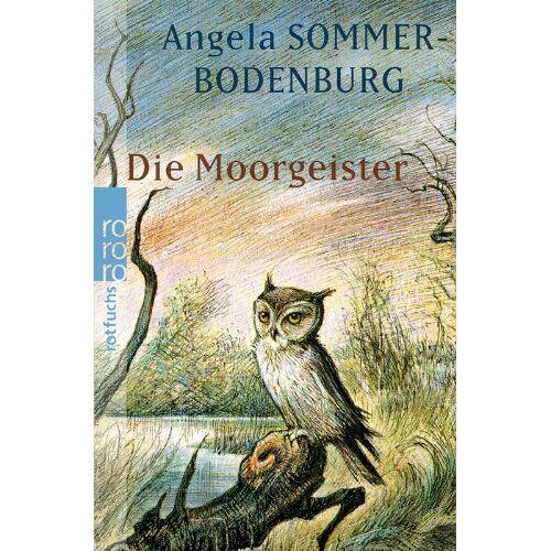 Angela Sommer-Bodenburg - Die Moorgeister - Preis vom 16.01.2021 06:04:45 h