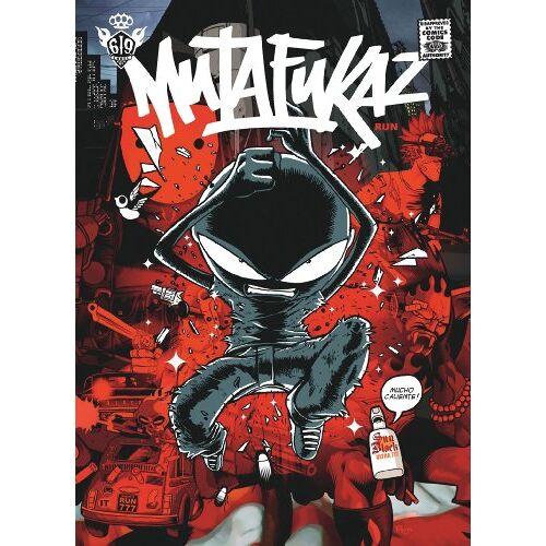 - Mutafukaz, Tome 1 : Dark Meat City - Preis vom 08.05.2021 04:52:27 h