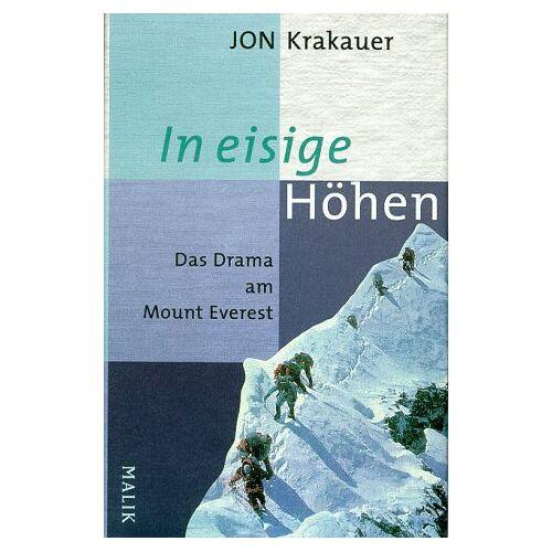 Jon Krakauer - In eisige Höhen - Preis vom 03.09.2020 04:54:11 h