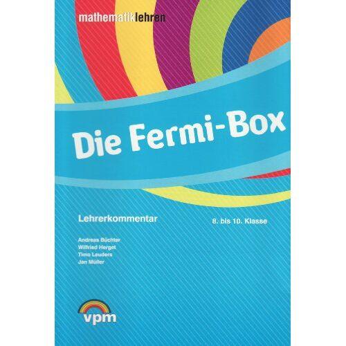 A Büchter - Die Fermi-Box II: Aufgabenkartei inkl. Lehrerkommentar - Preis vom 20.01.2020 06:03:46 h