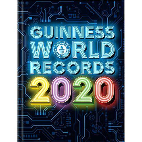 Guinness World Records - Guinness World Records 2020 - Preis vom 18.01.2020 06:00:44 h