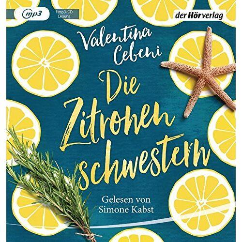 Valentina Cebeni - Die Zitronenschwestern - Preis vom 14.04.2021 04:53:30 h