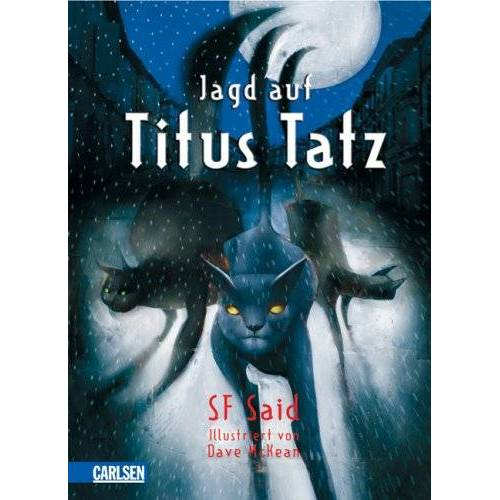 S-F Said - Jagd auf Titus Tatz - Preis vom 14.04.2021 04:53:30 h