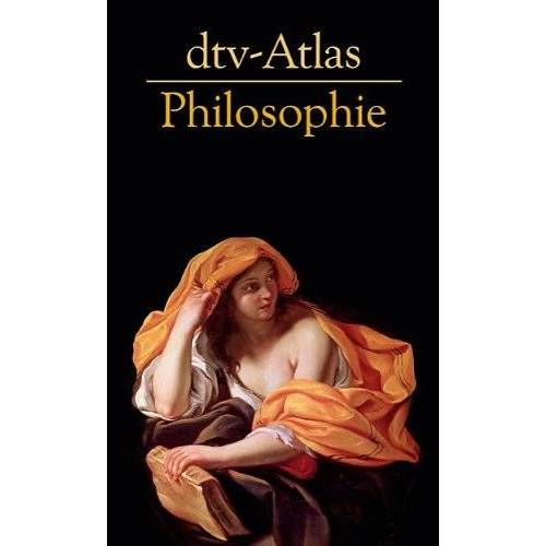 Franz-Peter Burkard - dtv-Atlas Philosophie - Preis vom 14.04.2021 04:53:30 h