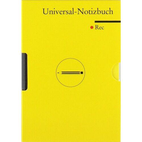 - Universal-Notizbuch - Preis vom 05.03.2021 05:56:49 h