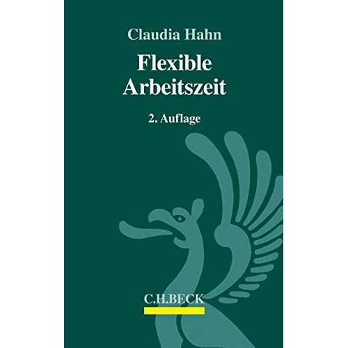 Claudia Hahn - Flexible Arbeitszeit - Preis vom 28.02.2021 06:03:40 h