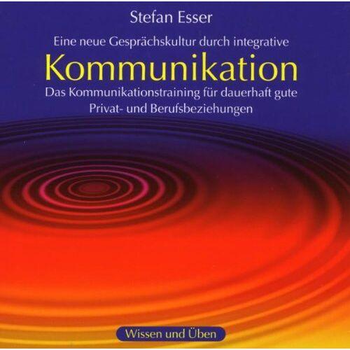 Stefan Esser - Kommunikation - Preis vom 05.09.2020 04:49:05 h