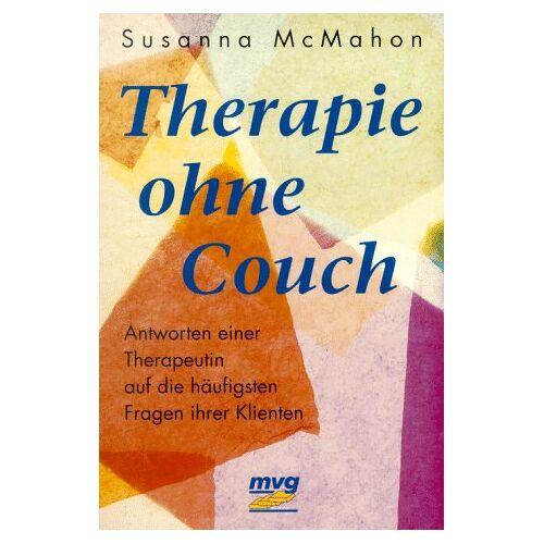 Susanna McMahon - Therapie ohne Couch - Preis vom 24.02.2021 06:00:20 h