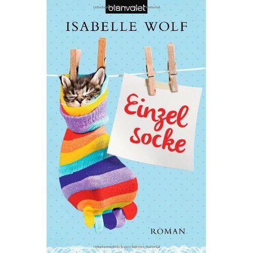Isabelle Wolf - Einzelsocke: Roman - Preis vom 18.04.2021 04:52:10 h