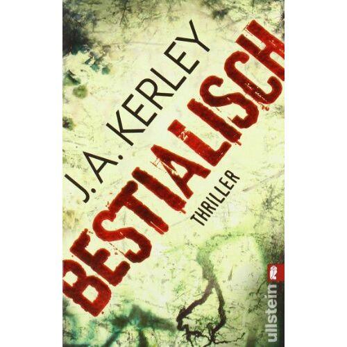 Jack Kerley - Bestialisch (Ein Carson-Ryder-Thriller) - Preis vom 06.03.2021 05:55:44 h
