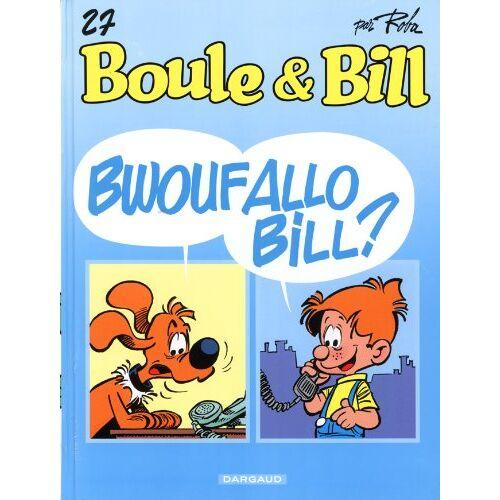 Jean Roba - Bwoufallo Bill? - Preis vom 06.03.2021 05:55:44 h
