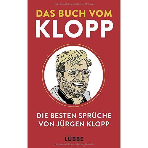 Giles Elliott - Das Buch vom Klopp: Die besten Sprüche von Jürgen Klopp - Preis vom 07.05.2021 04:52:30 h