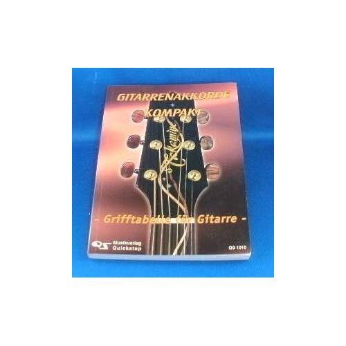 - Gitarrenakkorde Kompakt: Grifftabelle für Gitarre - Preis vom 20.10.2020 04:55:35 h