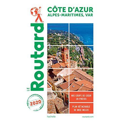 Le Routard - Guide du Routard Côte d'Azur 2020 (Le Routard) - Preis vom 24.02.2021 06:00:20 h
