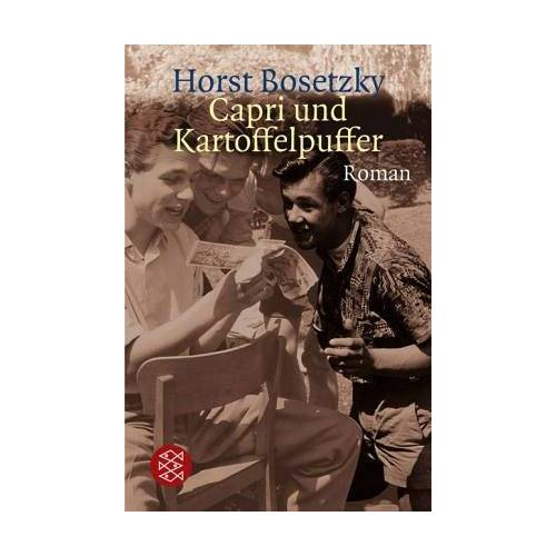 Horst Bosetzky - Capri und Kartoffelpuffer: Roman - Preis vom 13.04.2021 04:49:48 h