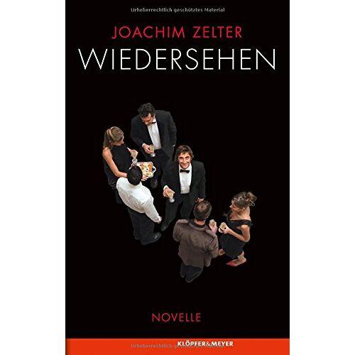 Joachim Zelter - Wiedersehen - Preis vom 19.01.2020 06:04:52 h
