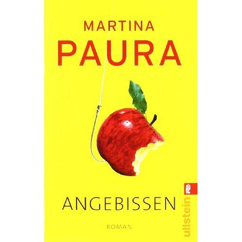 Martina Paura - Angebissen: Roman - Preis vom 18.04.2021 04:52:10 h