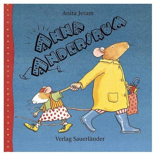 Anita Jeram - Anna Andersrum - Preis vom 05.09.2020 04:49:05 h