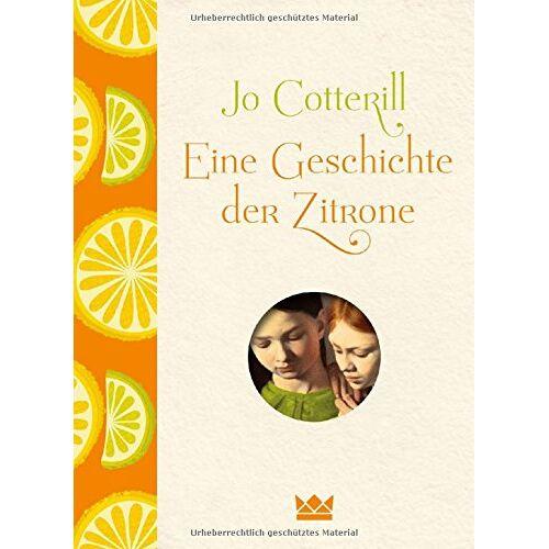 Jo Cotterill - Eine Geschichte der Zitrone - Preis vom 05.05.2021 04:54:13 h