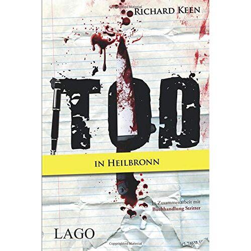 Richard Keen - Tod in Heilbronn - Preis vom 21.10.2020 04:49:09 h