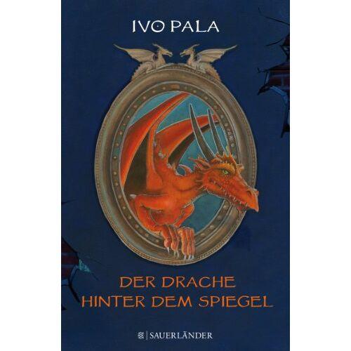Ivo Pala - Der Drache hinter dem Spiegel - Preis vom 20.10.2020 04:55:35 h