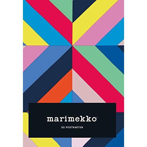 Marimekko - Marimekko: 50 Postkarten: 50 Postkarten - Preis vom 28.03.2020 05:56:53 h