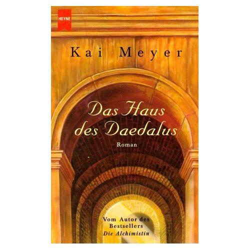Kai Meyer - Das Haus des Daedalus - Preis vom 03.09.2020 04:54:11 h
