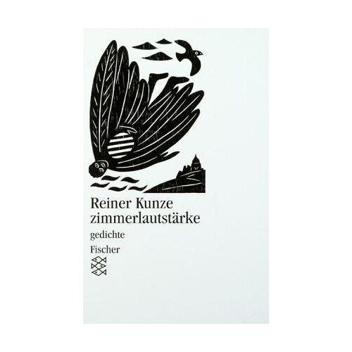 Reiner Kunze - zimmerlautstärke: gedichte - Preis vom 12.05.2021 04:50:50 h