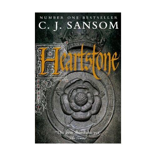Sansom, Christopher J. - Heartstone - Preis vom 12.05.2021 04:50:50 h