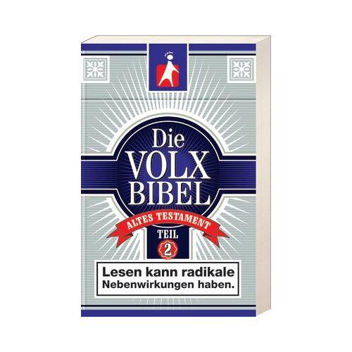 Martin Dreyer - Die Volxbibel AT - Teil 2, Motiv Zigarettenschachtel: Die alten Verträge zwischen Gott und den Menschen - Preis vom 19.01.2020 06:04:52 h