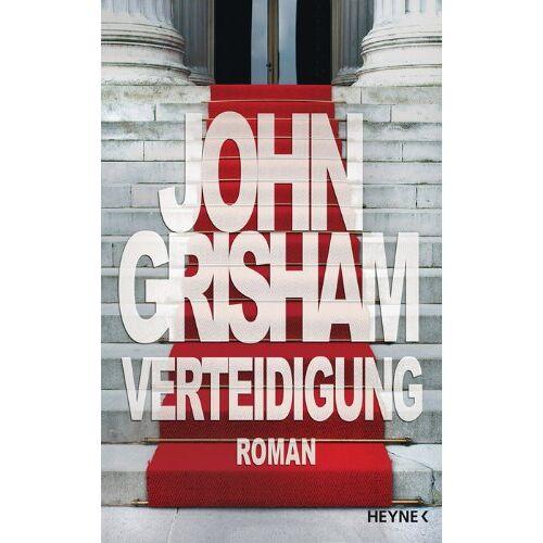 John Grisham - Verteidigung: Roman - Preis vom 07.05.2021 04:52:30 h